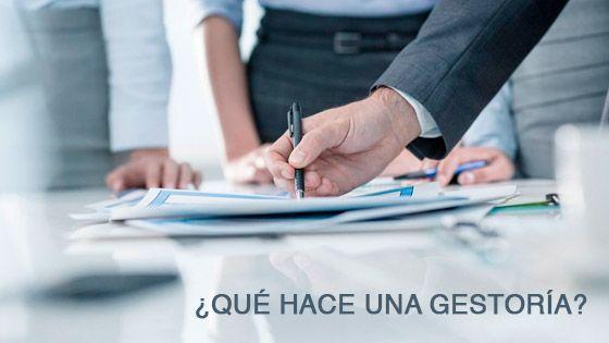 (Español) ¿Qué hace una gestoría? Te lo aclaramos
