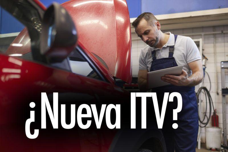 Nueva ITV para vehículos en España es ahora más estricta y adaptada al Brexit
